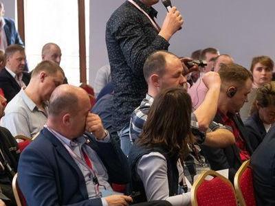 Międzynarodowa Konferencja Stopmastitis 16